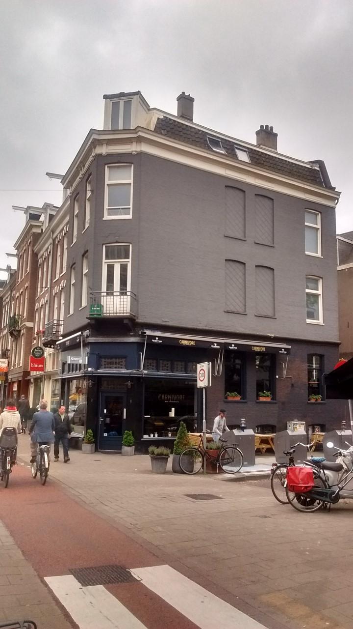 Amstelveenseweg 156-1 Onttrekkingsvergunning