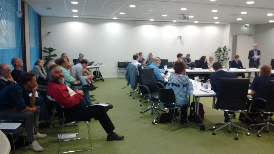 Inspreken bij Stadsdeelvergadering