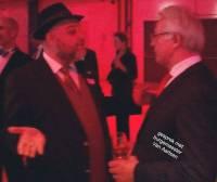 Simon Bornstein in gesprek met Jozias van Aartsen