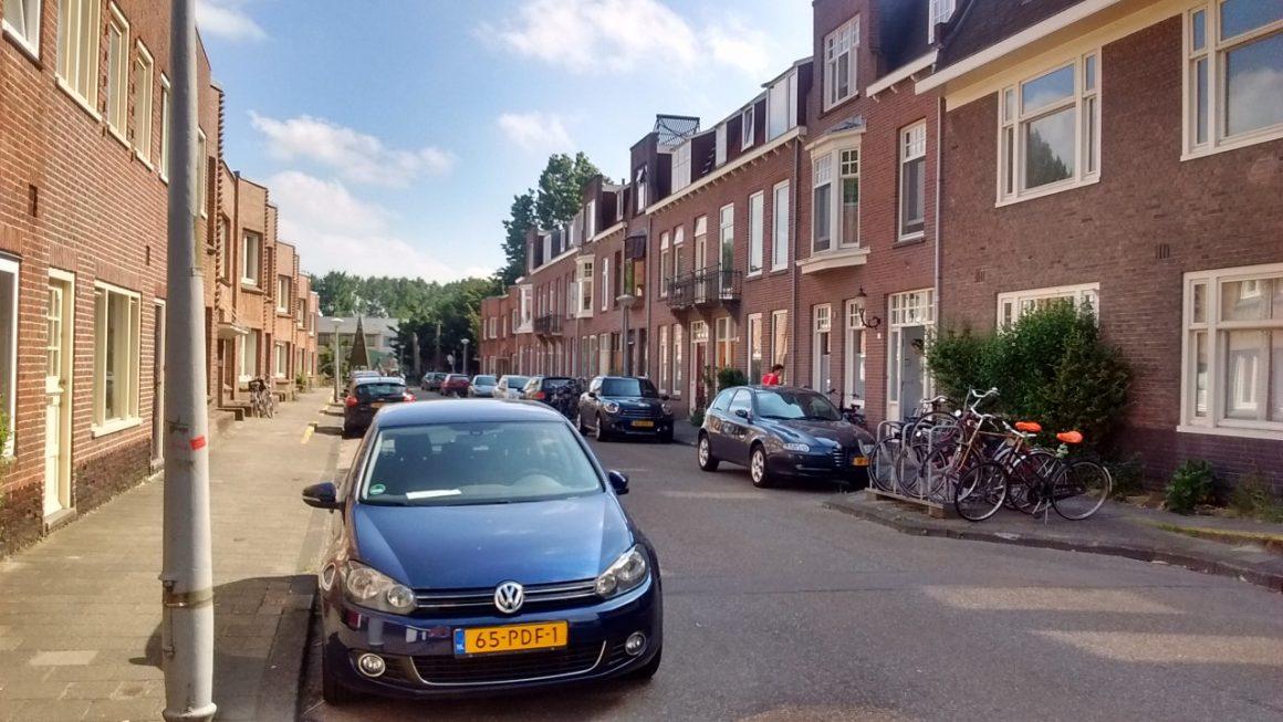 Generaal Vetterstraat 6-H. 6-1 en 8 Bouwvergunning + 2 Dakterras ed + 10