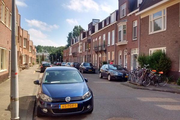 Generaal Vetterstraat 6-H. 6-1 en 8 Bouwvergunning + 2 Dakterras ed