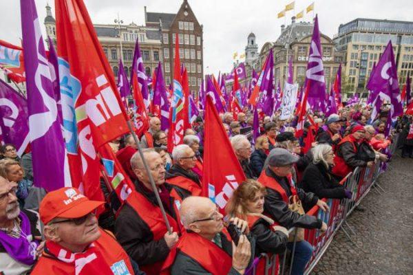 #NaardeDAM FNV en CNV: Samen Voor Een Socialer Nederland