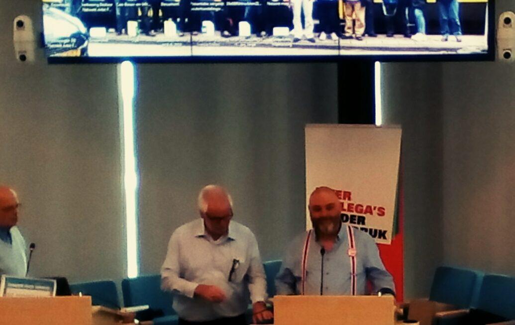 Wijkraad eist redding Electrische Museumtram