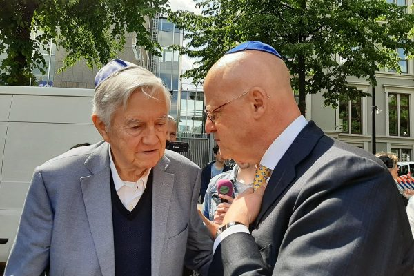 Wijkraad spreekt Minister Grapperhaus