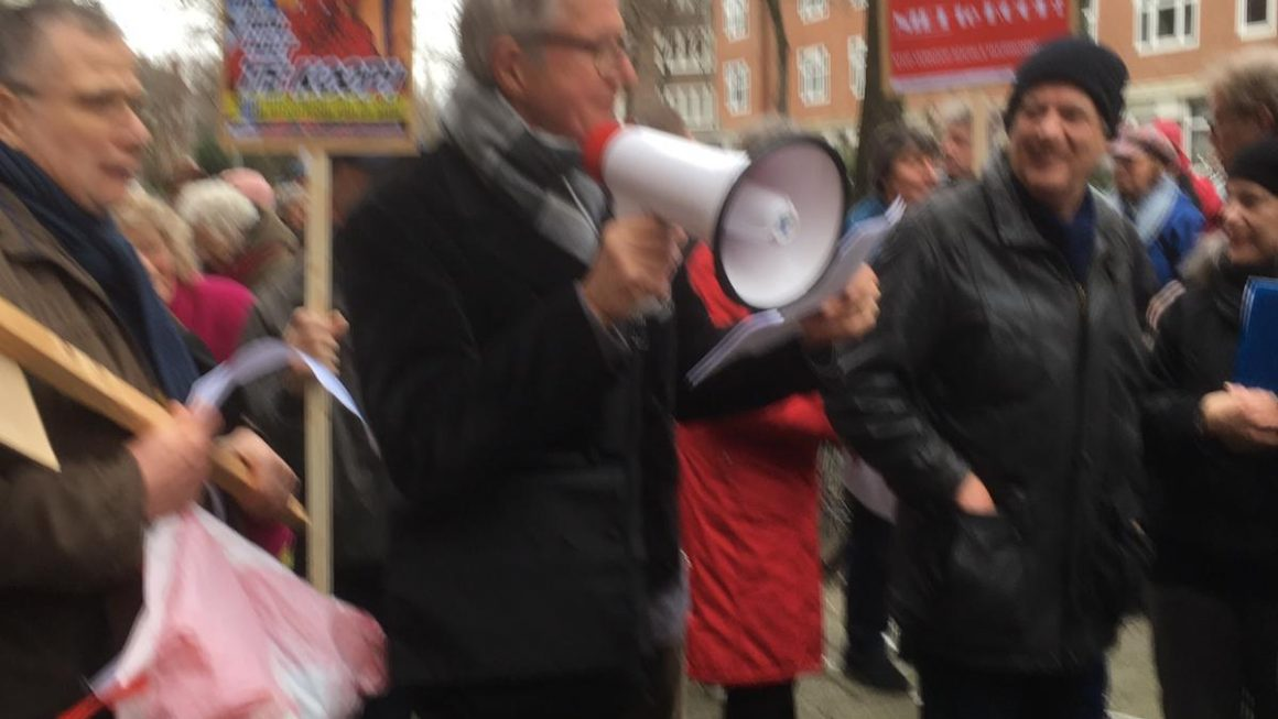 """Wijkraad solidair met politieke doelen van """"bezetting""""sociale huurwoning"""