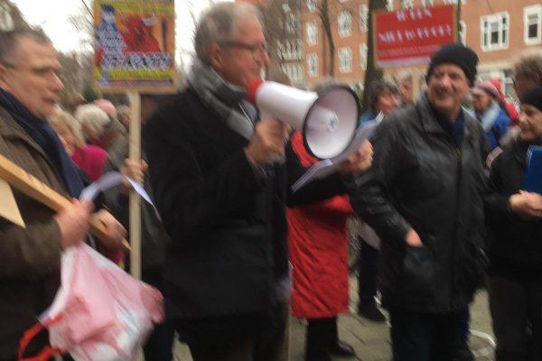 Wijkraad naar Den Haag om wooncrisis in Amsterdam