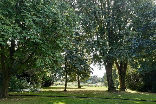 11 parken wandeltocht